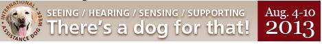 service dog week