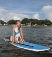 Albee paddleboard