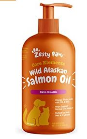 """Fish oil """"for dogs"""""""