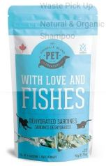 Dried sardines for dogs